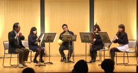 2.木管五重奏